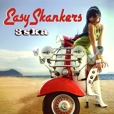 Easy Skankers - 3 ska - Front