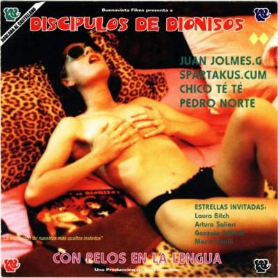 Discipulos de Dionisos - 1998 - Con pelos en la lengua