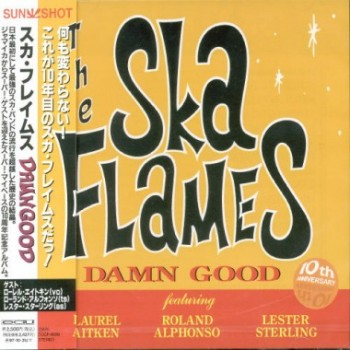 The Ska Flames - Damn good - Front