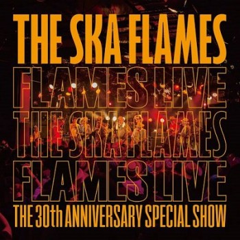 The Ska Flames - Famles LIVE - Front