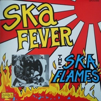 The Ska Flames - Ska Fever - Front