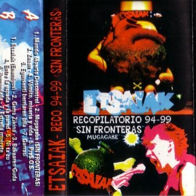 Etsaiak - 1998 - Sin fronteras