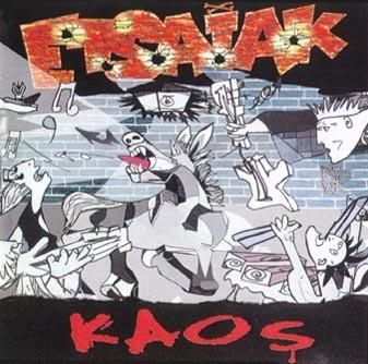 Etsaiak - 2001 - Kaos