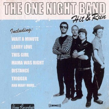 One_night_band_-Hit_&_run_-__front