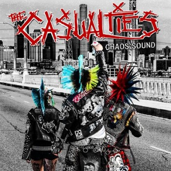 The CAsualties - Chaos Sound - Front