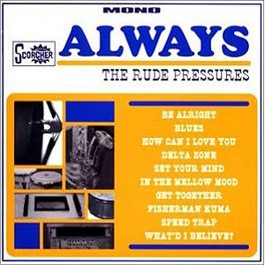 The Rude Pressures - Always - front