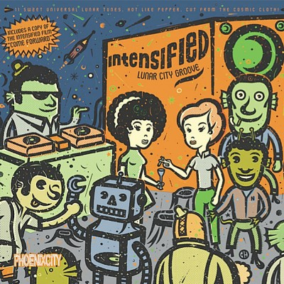 Intensified - 2011 - Lunar city groove