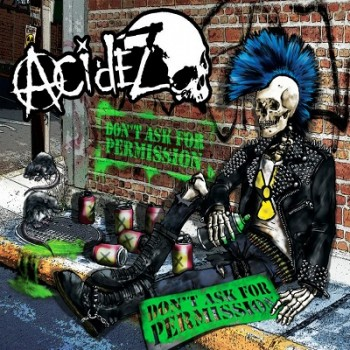 acidez - Dont ask For Permission - front