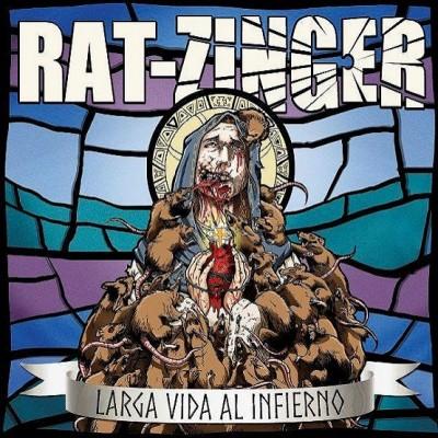 Rat-Zinger - 2016 - Larga vida al infierno