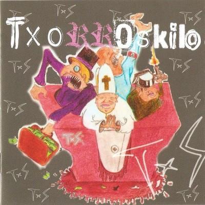 Txorroskilo - 2014 - Maketa