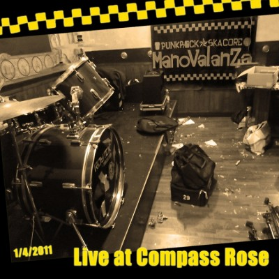 Manovalanza - 2011 - Live at compass rose
