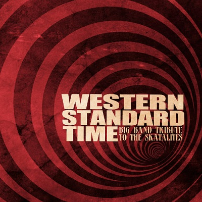 western Standard Time Orchestra - A Big Band 1 - Front