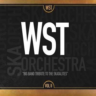 western Standard Time Orchestra - A Big Band 2 - Front