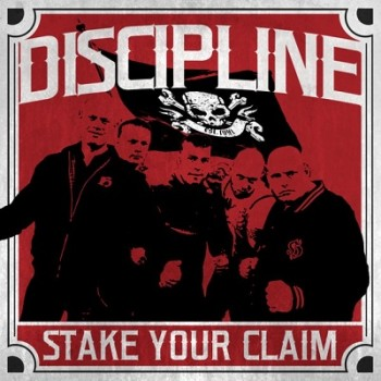 Discipline - Stake Your Claim - Front
