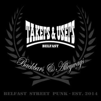 Takers and Users - BAckbars - front