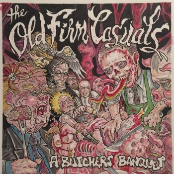 The Old Firm Casuals - A Butchers Banquet