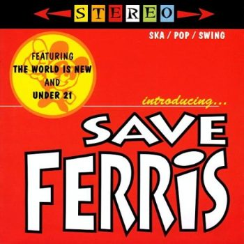 Save Ferris - Introducing Save Ferris - front