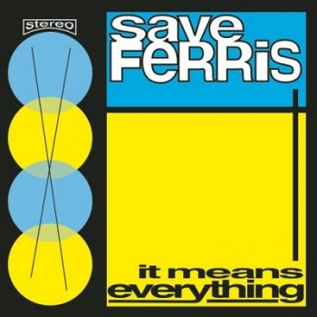 Save Ferris - it means everything - Front