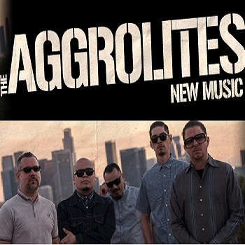 The Aggolites - New Single - Front