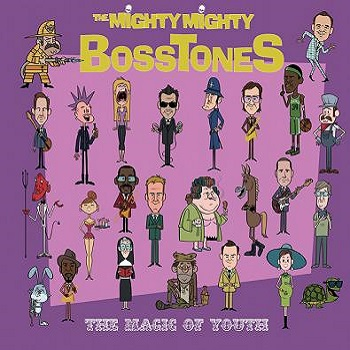 The Mighty mighty Bosstones - The Magic of youth - front