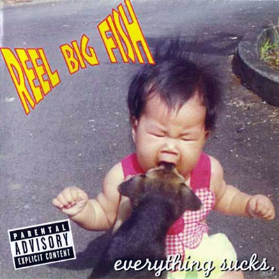 Reel Big Fish - Everything_Sucks-Frontal
