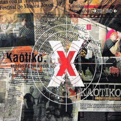 Kaotiko - 2011 - X